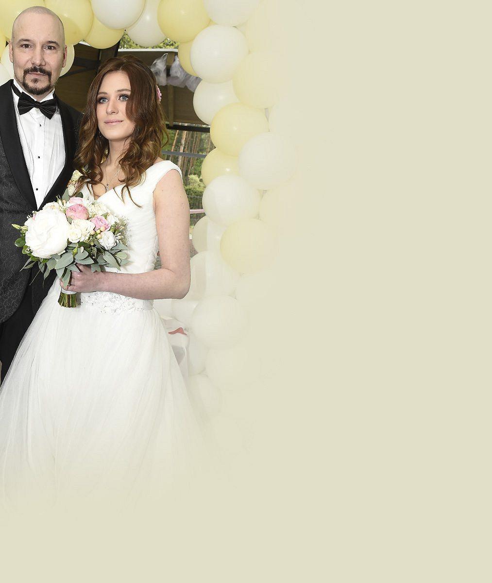 První foto novomanželů: Bohuš Matuš se oženil s přítelkyní Lucinkou
