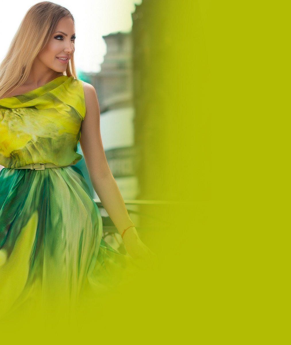 Olga Lounová vróbě slavné návrhářky, která šije pro princezny. Iona se tak cítila