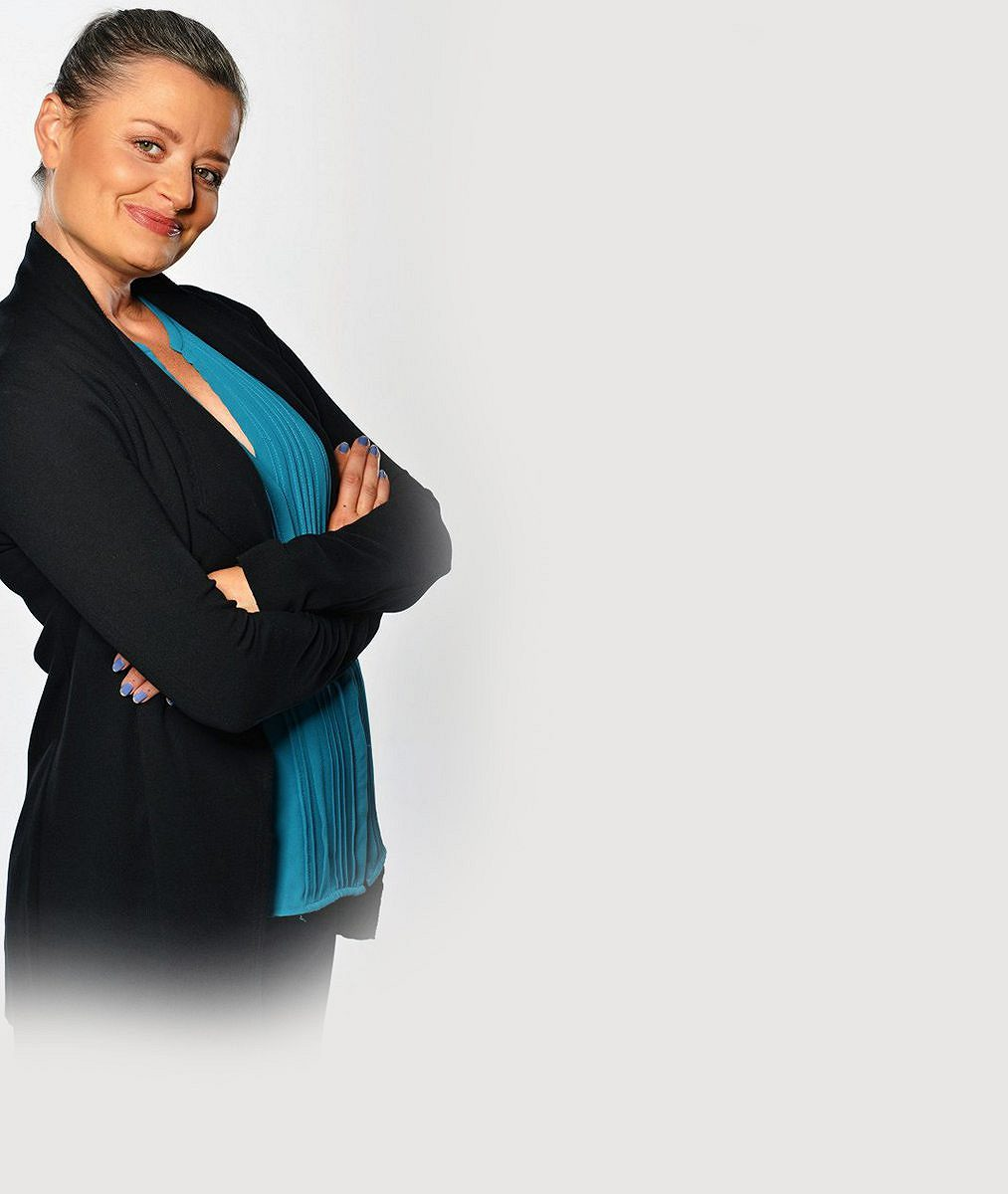 Erika Stárková alias Dáša zMostu! konečně promluví vlastním hlasem. Podívejte se na její novou seriálovou roli