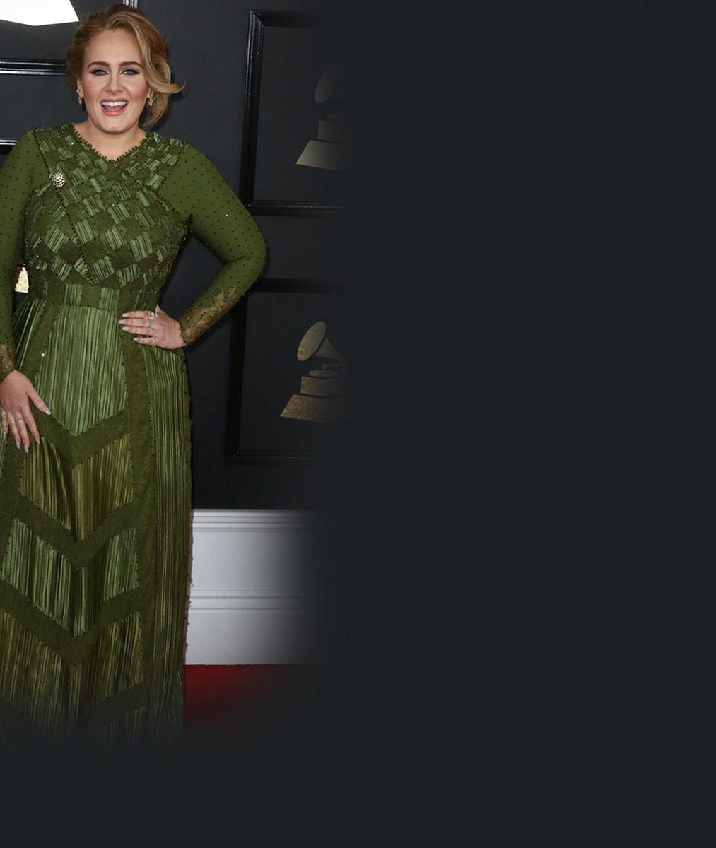 Božská, úžasná, jsi to ty? vzkazují fanoušci: O40kilo lehčí Adele šokovala svět. Atentokrát ne muzikou
