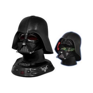 Rádio a CD přehrávač v designu Star Wars