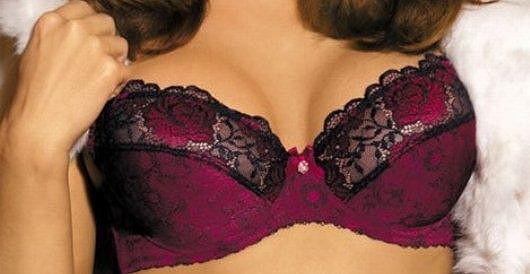 Extra podzimní kolekce pro velká prsa