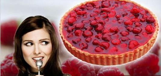 Valentýnský malinový cheesecake se slevou 51 %