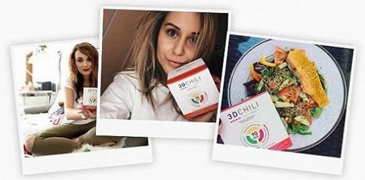 Druhou částí systému 3D Chili je Dietní plán na 28 dní