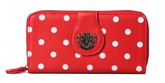 Sexy peněženka LYDC London na vše, co potřebuje každá žena