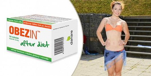 OBEZIN™ After Diet nyní za 250 Kč! Jen na Super.cz
