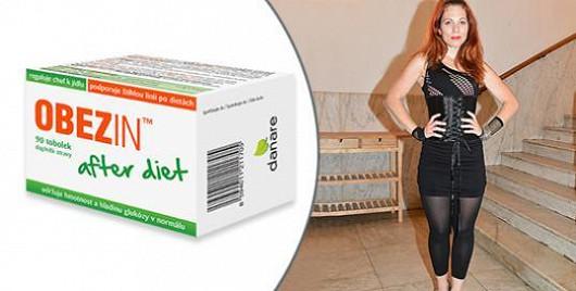 OBEZIN after diet ZDARMA při nákupu 2 ks OBEZIN™ - ušetříte 490 Kč!