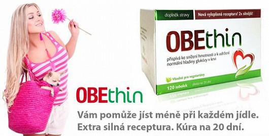 Obethin - rychlá cesta, jak zhubnout do plavek