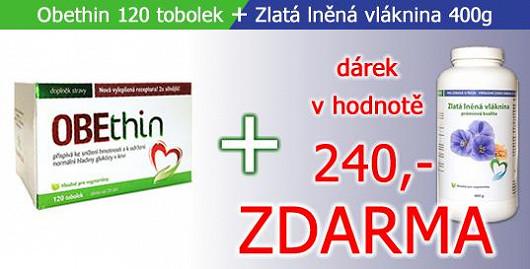 20denní kúra na hubnutí + dárek 400 g lněné vlákniny v hodnotě 240 Kč zdarma. Jen na Super.cz. Akce je omezena a platí pouze 24 hodin!
