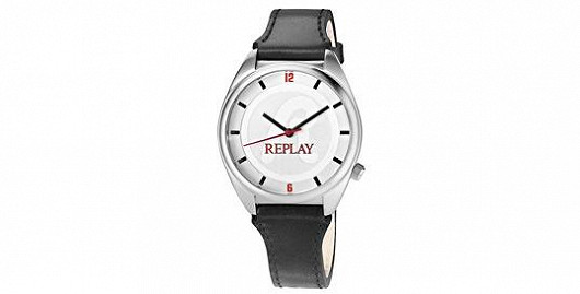 OOlovek dne: S dámskými hodinkami REPLAY nikdy nepřijdete pozdě!