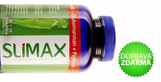 Hlavní výhody SLIMAXu