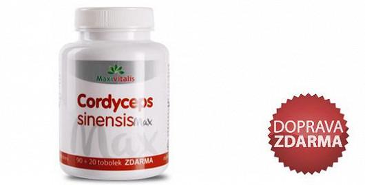 Cordyceps – zlepšete svoji tělesnou odolnost