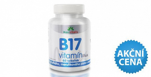 Vitamín B17 jako prevence