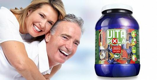 Co je Vitapixla Detox?