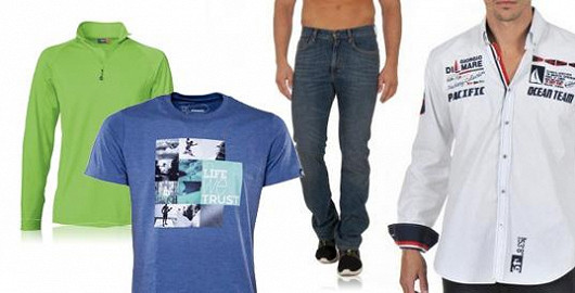 Nejnižší ceny pánského oblečení