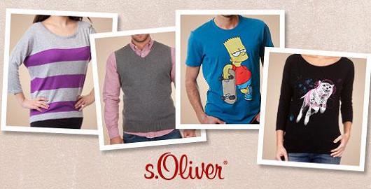 Nové zboží s.Oliver