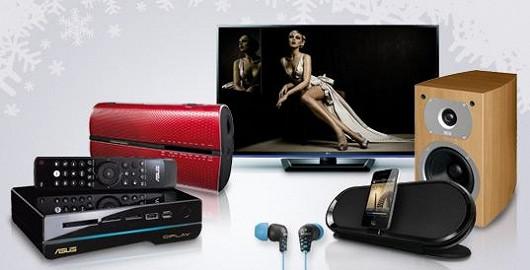 Televize i audio technika za šokující ceny