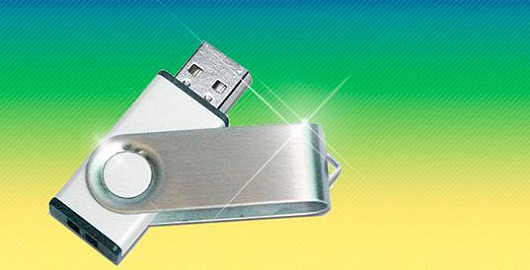 USB flash disk s kapacitou 64 GB