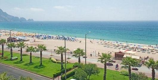 REZERVUJ – Kleopatra Beach ****, Turecko