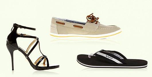 Nejširší výběr obuvi světových značek