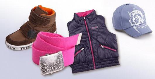Dětské oblečení Diesel: Nechte i děti nosit stylové a módní oblečení!