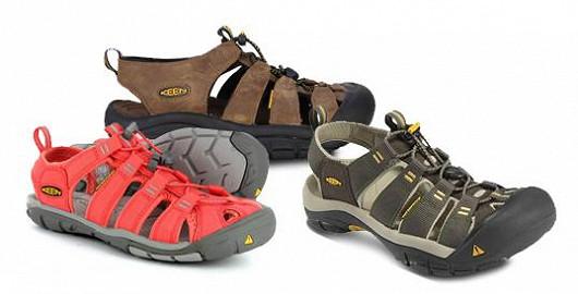 Kvalitní sandály s doručením zdarma