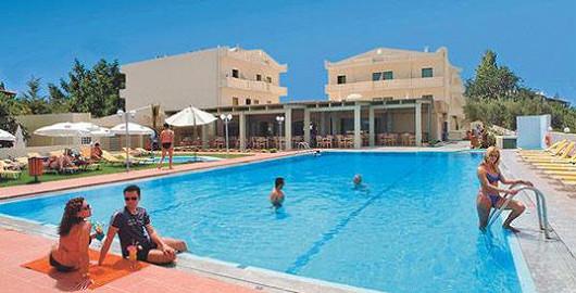 Řecko, Mareblue Neptuno Beach Resort