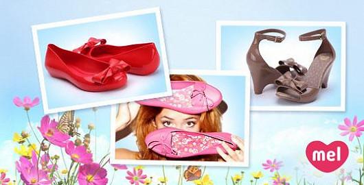 Výprodej letní kolekce obuvi Mel