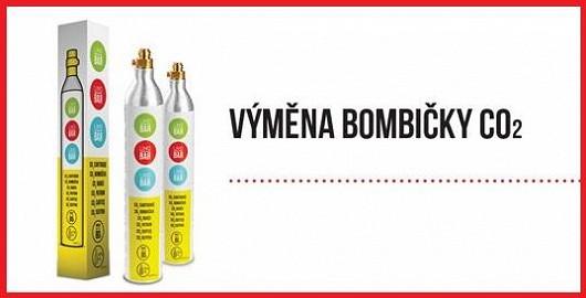 LIMO BAR bombička CO₂ s certifikátem TÜV za 149 Kč