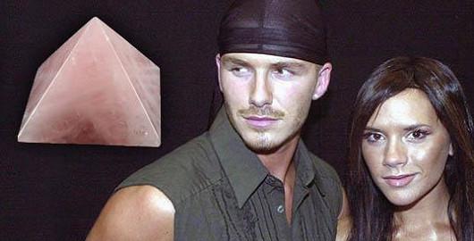 Bonus: Victoria a David Beckhamovi doporučují: Růženín