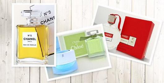 Značkovou módu doplňte značkovými parfémy