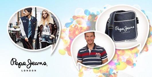 Nové zboží Pepe Jeans