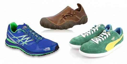 -20 % na veškerou pánskou obuv