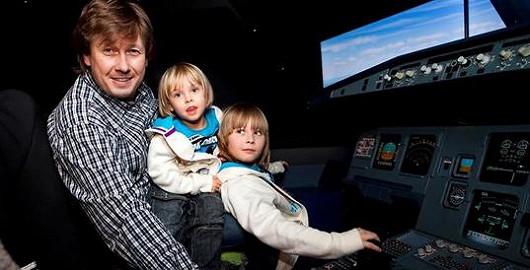 Úžasný zážitek na leteckém simulátoru Airbus A320