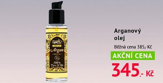 Elixir mládí pro Vaši pokožku - Arganový olej nyní jen za 345 Kč