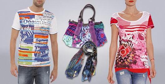 Desigual – kolekce 2013, nově i pánská móda!