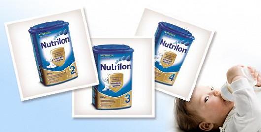 Dětská výživa Nutrilon s dopravou zdarma