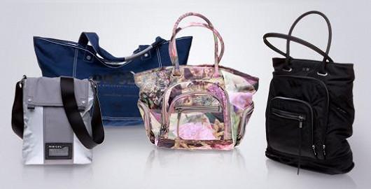 Diesel kolekce jaro/léto: tašky, kabelky a peněženky