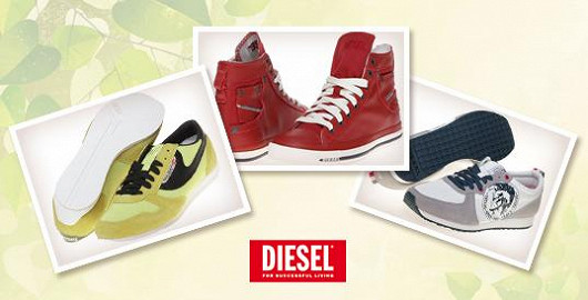 Obuv Diesel za akční ceny