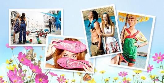Letní slevy a výprodeje značkové módy na MALL.CZ