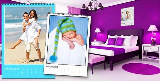 Kalendář, který budete mít jen vy!
