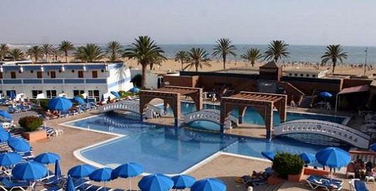REZERVUJ – Al Moggar Garden Beach ***, Maroko
