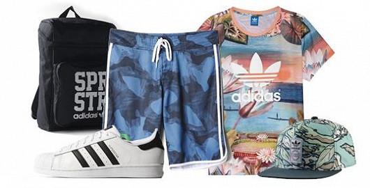 Nové kolekce Adidas originals