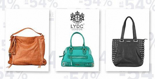 """Trendy po """"londýnsku"""" s kabelkou LYDC"""