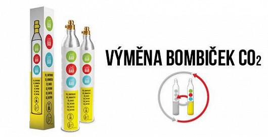 AKCE: LIMO BAR bombička CO₂ s certifikátem TÜV za 149 Kč