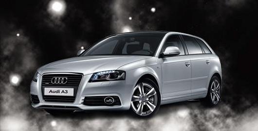 Odjeďte vnové Audi A3