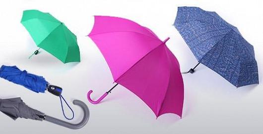Deštník Benetton, váš kamarád do deště