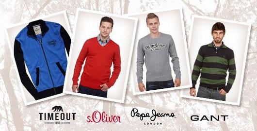 Pátek – den pro nový svetr