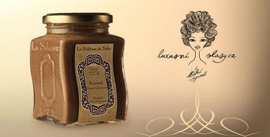 Marocký mýdlový jíl Rassoul La Sultane de Saba