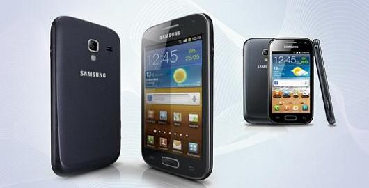 Výkonný drobek Samsung GALAXY Ace